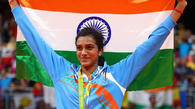 Olympian PV Sindhu to be flag-bearer of India in CWG 2018